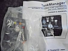 DOMETIC 313131024  AUTOMATIC DISCHARGE PUMP CONTROLLER AND LEVEL INDICATOR