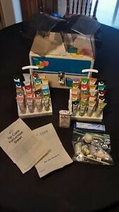Vintage Artex Fabric Paint ADVENTURE KIT excellent condition lightly used
