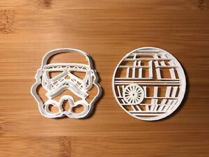 The Death Star Star Wars Uk SELLER Biscuit Cookie Cutter Fondant Cake Decorating