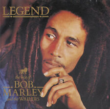 """BOB MARLEY AND THE WAILERS """"LEGEND THE BEST OF"""" - CD"""
