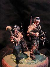 1/32 scale custom World War II Wehrmacht ati-tank team