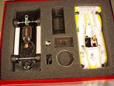 Scalextric SCX PRO Audi R8 #25 Audi.be Belgium Spa 2003 50610 MB