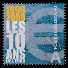 Luxemburg postfris 2009 MNH 1827 - Euro 10 Jaar