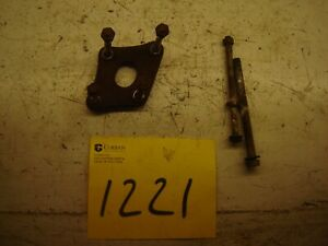 SUZUKI TS185  SIERRA MOTOR MOUNT AND BOLTS 1971-1976