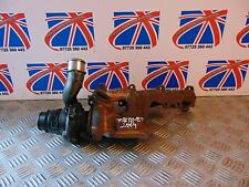 FORD TOURNEO CONNECT 2004 1.8.TDCI GARRETT TURBO AND MANIFOLD