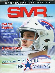 December 2020 SMR Sports Market Report Price Guide New Never Read Sealed Allen