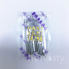 100pcs Threading Singer Sewing Machine Needles for Domestic Home Household 14/90