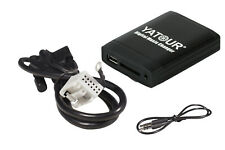 Yatour USB SD AUX MP3 Adapter + Bluetooth Freisprechanlage für VW, Seat, Skoda