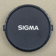 Lens Cap - Sigma 77mm Plastic