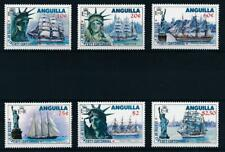 [313764] Anguilla good set of stamps very fine MNH