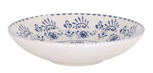 4X Signature BLUR porcelain soup pasta bowls dinner plates 21cm