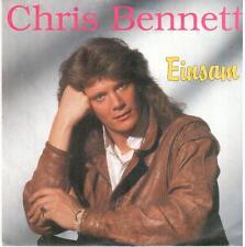 "<1206-08> 7"" Single: Chris Bennett - Einsam"