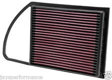 KN Filtre à air (33-2975) remplacement haut débit de filtration