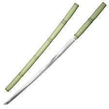Bamboo Shirasaya Samurai Stick Sword Katana  Jl-012-2