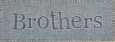 THIS & THAT SCRAPBOOK DIE CUT TITLE FROM MY MINDS EYE BROTHERS