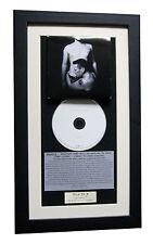U2 Songs Of Innocence CLASSIC CD Album TOP QUALITY FRAMED+EXPRESS GLOBAL SHIP