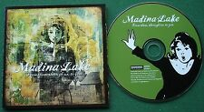 Madina Lake From Them Through Us To You inc In Another Life & Now or Never + CD