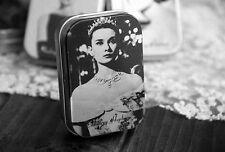 Boîte Rangement Audrey Hepburn + Médiator NEUF