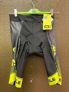 Alé Cycling PRR Shorts - Fluo Yellow - Men's XS-XXL