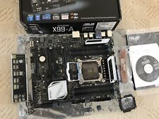 ASUS X99-A/ LGA 2011-v3 Intel X99 SATA 6Gb/s USB 3.1 USB 3.0 ATX Intel MOBO, A++