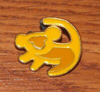 Genuine Disney 2017 Hidden Mickey Baby Simba Cave Drawing Collectible Pin Only