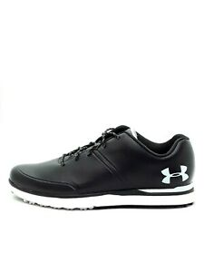 Under Armour Men's AG Medal SI Spikeless Golf Shoes 8.5 Wide