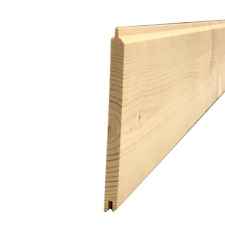 Durable Knotty Pine Edge V Planks Lumber Restorative Projects 3 Pack Per Box