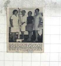 1974 Penzance Weight Watchers Sheila Sollitt, Gwen Hicks, Myrtle Mildren