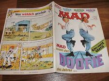 MAD  # 221 -- MAD sucht den DOOFIE des JAHRES / Aragones im Schnell-Imbiß
