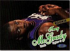1997 - 1998 Fleer Ultra Tracy McGrady Toronto Raptors #138 Basketball Card