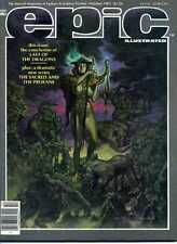 EPIC N° 20. 1983.          MARVEL MAGAZINE OF FANTASY & SCIENCE-FICTION