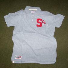 T-Shirt Maglia/polo m.corta  modello hamilton  STATHAM colore heather grey TG L