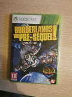 Borderlands The Pre-Sequel! Xbox 360 Game - New and Sealed