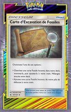Carte D'Excavation De Fossiles - SL06 - 107/131 - Carte Pokemon Neuve Française