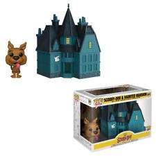 Scooby Doo Pop Town Vinyl Figure Haunted Mansion 9 cm Funko Mini Figures