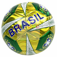 Size 5 High Quality BRASIL Soccer Ball
