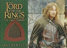 "Lord of the Rings Two Towers: ""Faramir's Ranger Outfit"" Memorabilia Costume Card"