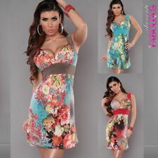 Unbranded Clubwear Floral Dresses for Women