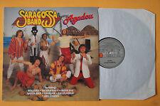 Saragossa Band - Agadou, LP Ariola 206 570-270, 1981, Zabadak, Rasta man