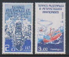 FSAT/TAAF - 1986, Ships set - MNH - SG 212/13