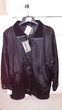NEW Black Coat by David Barry - Size 18