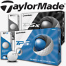TAYLORMADE TP5 & TP5x 5 PIECE GOLF BALLS / NEW 2019 MODEL / MULTIBUY DOZEN DEALS