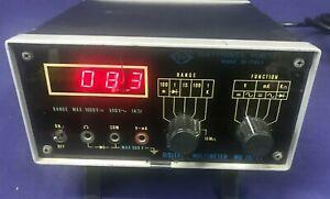 Digital Multimeter ELETTRONICA VENETA mod. 92/EV