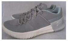 UNDER ARMOUR GREY AND PALE GREEN LACE UP TRAINERS SIZE 5.5 UK  39 EU
