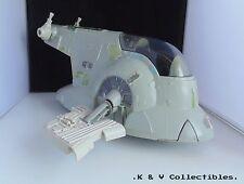 Vintage Star Wars Slave 1 ship (1981) ACCEPTABLE CONDITION & CHECKED