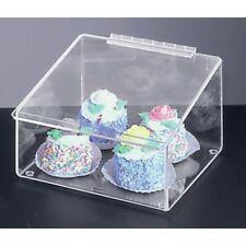 Cal Mil Bakery Display Case Self Serve Clear Acrylic 10l X 10w X 5 12h 272