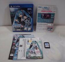 PS Vita -- Hatsune Miku Project Diva F 2nd -- PlayStation Vita, JAPAN. 62281
