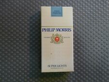 Philip Morris alte Zigarettenschachtel (479)