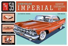 AMT 1136 1959 Chrysler Imperial Hardtop plastic model kit 1/25  IN STOCK!!