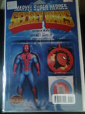 AMAZING SPIDERMAN: RENEW YOUR VOWS #1 ACTION FIGURE VARIANT COVER AUG 15 NM/M